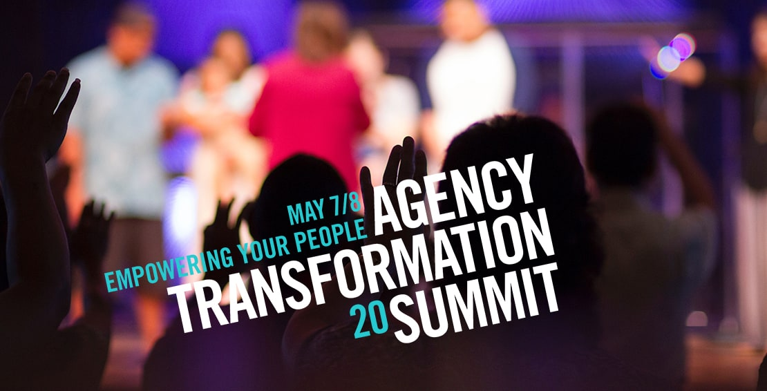 Agency Transformation Summit 2020 Speaker Submissions