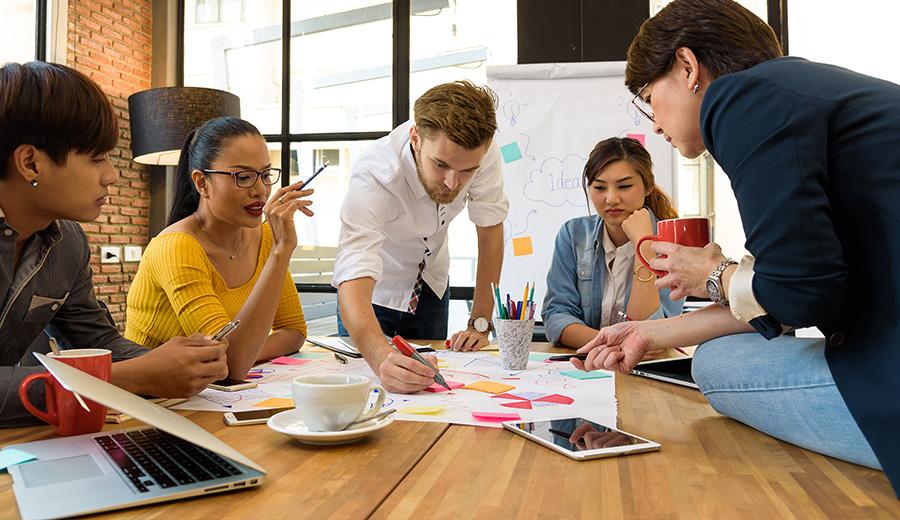 Launch your career in creative thinking – Advertising Unlimited #Creators Portfolio Night