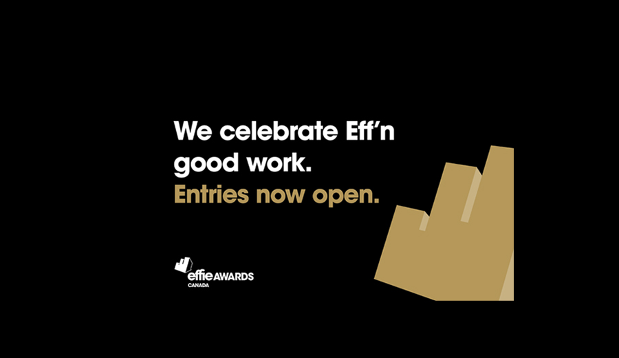 Effie Canada 2021 is now open for submissions