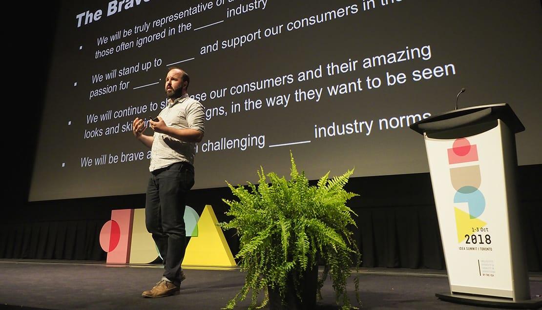 IDEA Summit - the Contagious Ten Commandments